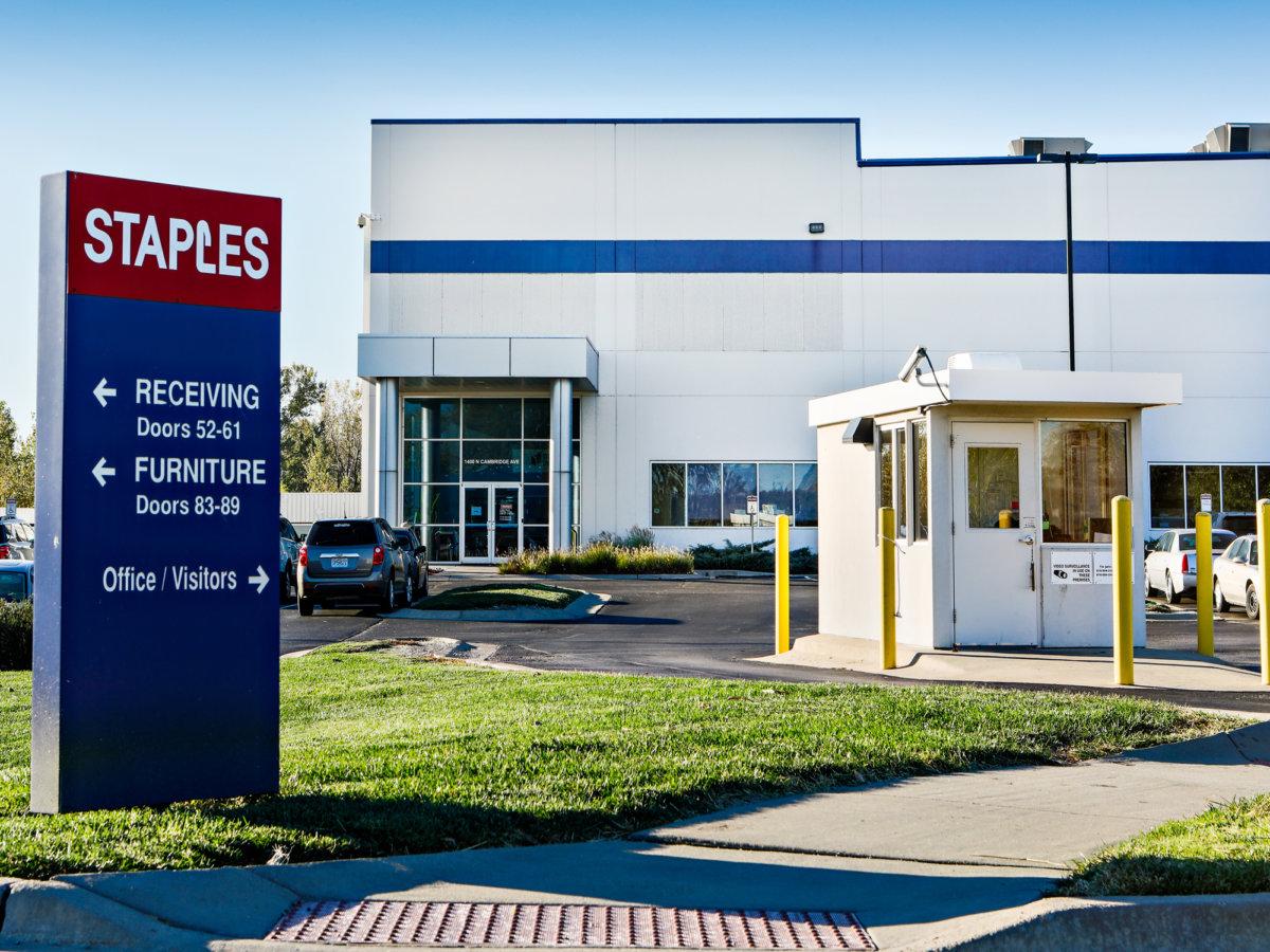 Corporate Express 3