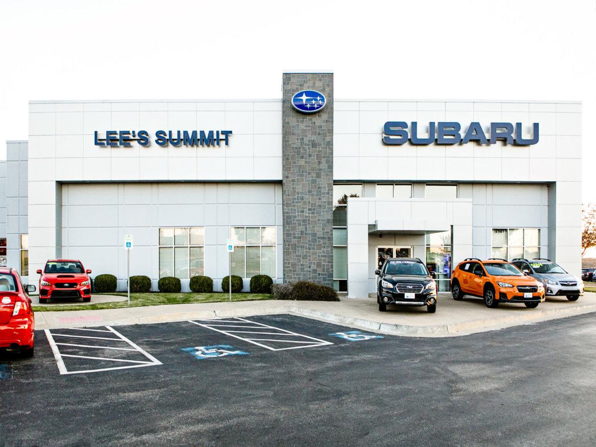 Lee's Summit Subaru 3