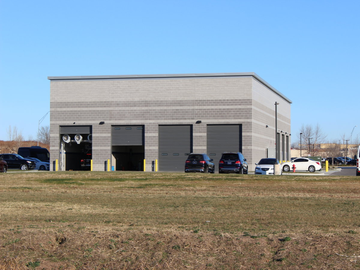 Sprinter Service Center 1